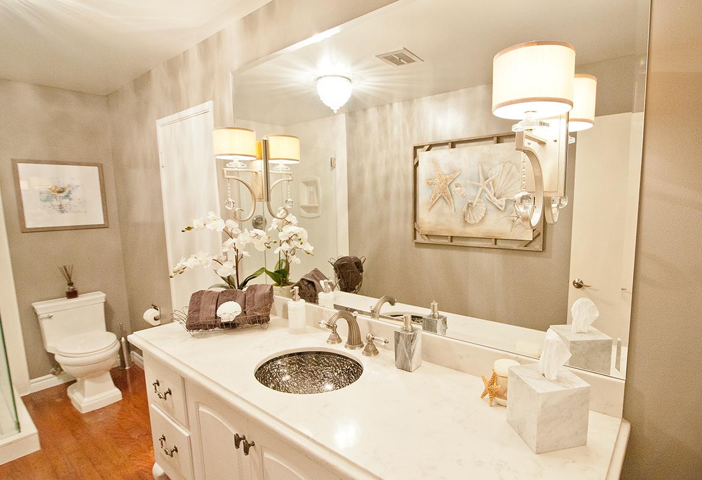 Sturgeon Guest Bath Costa Mesa Bathrooms Gallery