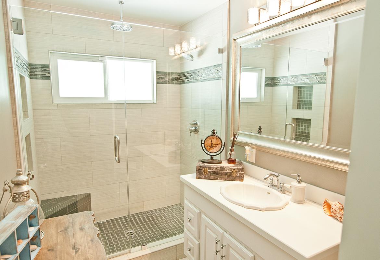 Sturgeon Hall Bath | Costa Mesa | Bathrooms | Gallery | All Pro Builders
